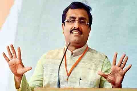 BJP reshuffles party posts: Madhav dropped as general secretary