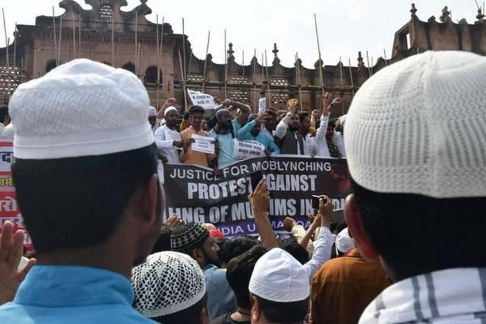 Muslim boy thrashed in Kanpur for refusing to chant 'Jai Shri Ram'
