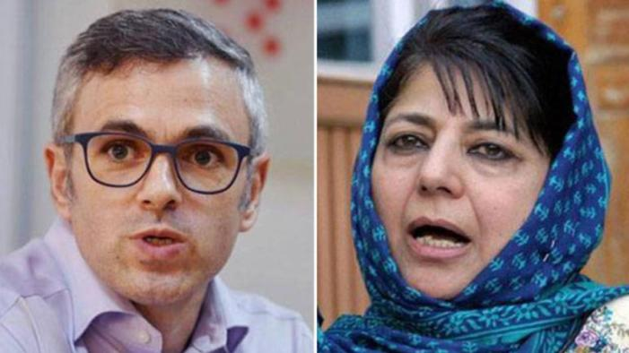 Mehbooba Mufti, Omar Abdullah engage in Twitter spat over passage of triple talaq bill