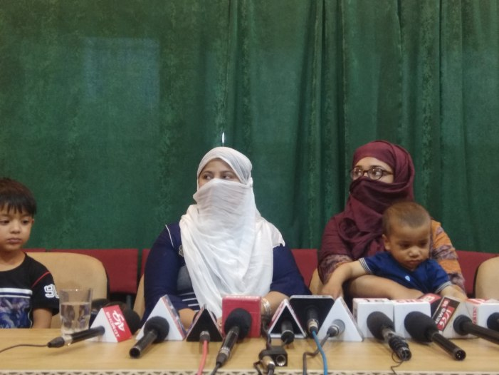Grant us Indian citizenship or deport, demand Pakistani wives of former Kashmiri militants
