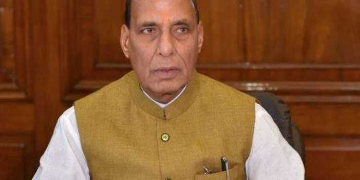 No question of mediation on Kashmir: Rajnath Singh in Lok Sabha