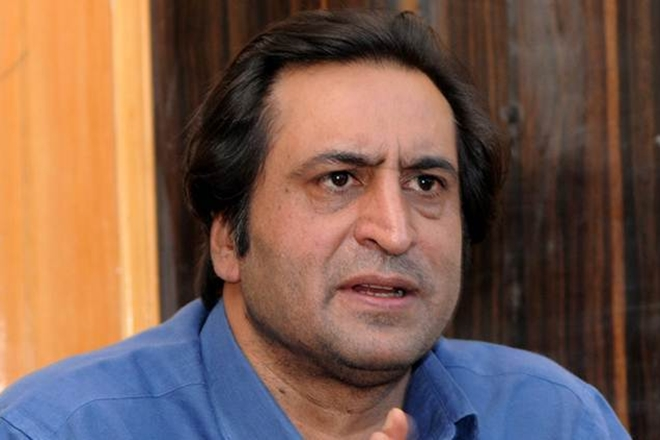 Maiden interview of Sajad Lone since abrogation of Article 370