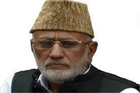Sehrai expresses grief over Kishtwar road accident