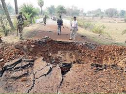 CRPF constable killed in IED blast in Chhattisgarh's Bastar