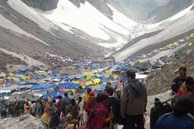 Another batch of 3,627 pilgrims leave Jammu for Amarnath cave in Kashmir