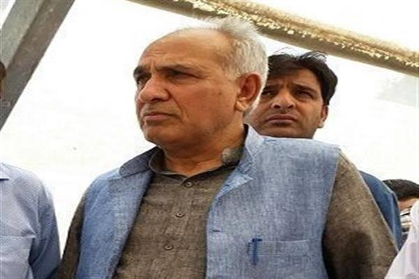 Khalil Bandh resigns from PDP