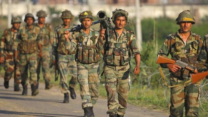 Army foils Pak infiltration bid in J&K, 4 killed