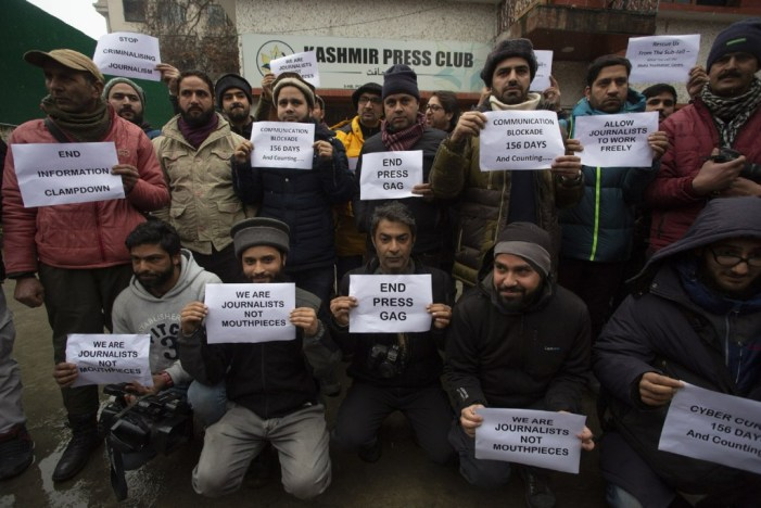 J&K Internet Blockade Dropped By Parliament Panel From Agenda