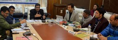 Financial inclusion outreach campaign: DDC finalises action plan for implementation in Srinagar