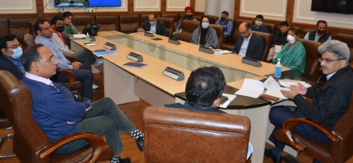 Coordination Teams constituted to ensure movement of essential goods, services
