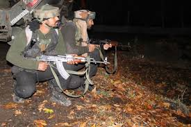 Three CRPF men among 4 killed in Handwara shootout