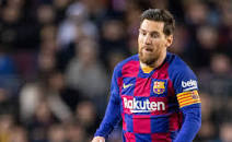 Lionel Messi says pandemic stoppage can benefit Barcelona