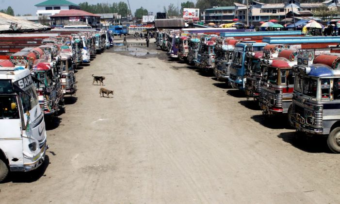 Transporters give 3-day ultimatum