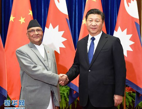 China could set up border outposts in encroached territories: Nepal govt document