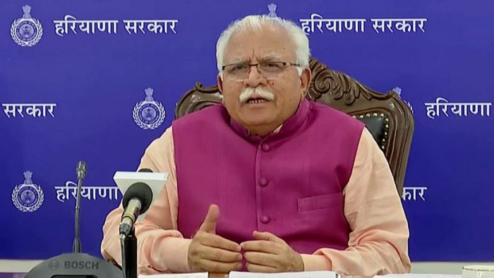 After VHP campaign on 'atrocities' in Muslim-majority Nuh, Khattar promises new conversion law