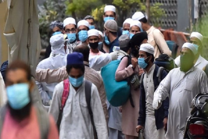 MHA Blacklists 2,550 Foreign Tablighi Jamaat Members, Bans Entry Into India For 10 Years