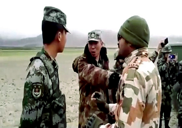 India hands back PLA trooper who strayed across LAC in eastern Ladakh to China