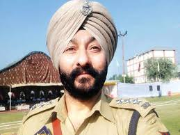 NIA files charge sheet against J-K rogue cop Davinder Singh