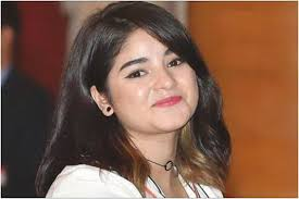 Zaira Wasim reacts to furore on locust attack tweet, says it was taken out of context: 'PS I'm not an actress anymore'