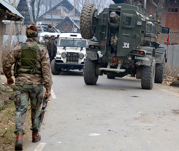 03 LeT militants killed in overnight Gunfight in Shopian: IGP Kashmir