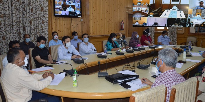 Prepare for effective home isolation, quarantine of patients: Div Com to DCs