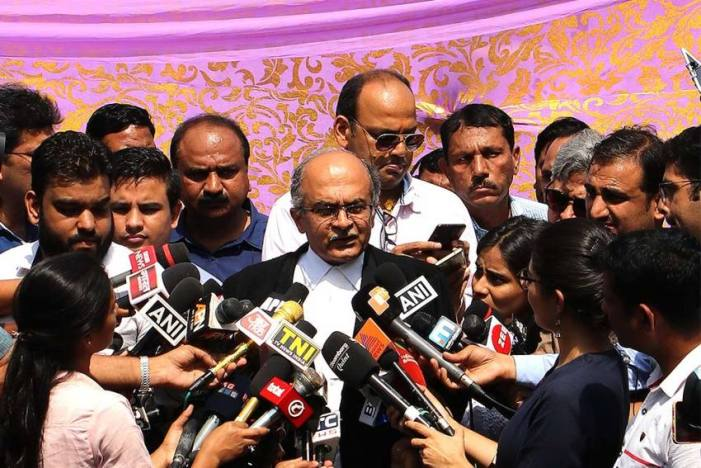 Contempt Case: SC Grants Defiant Prashant Bhushan Another Chance To Apologise For Tweets