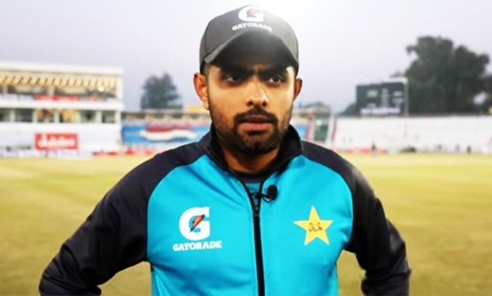 Our main target is to win the series, vows Babar