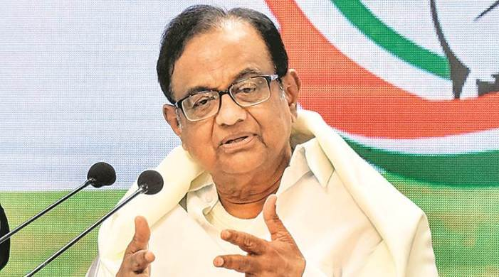 Chidambaram attacks Centre for abstaining from voting on UNHRC resolution against Sri Lanka