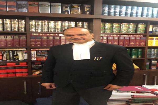 Legal fraternity, civil society congrats Ashok Bhan