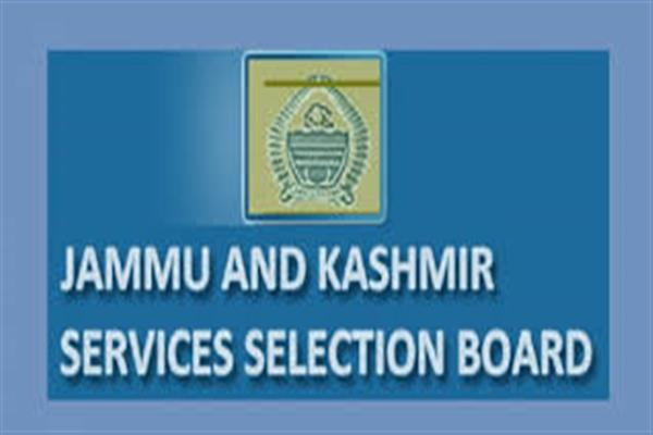 J&K SSB clarifies that recently issued exam schedule for Accounts Assistant, Class-IV posts is tentative