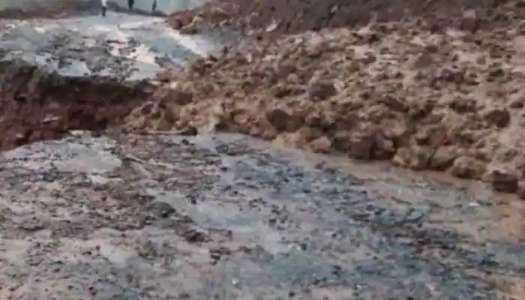 Jammu-Srinagar National Highway remains blocked, clearance work continues