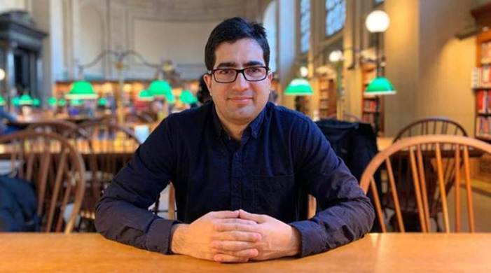 """Innocuous Dissent Seen As """"Treason"""" Act: Shah Faesal On Quitting Politics"""
