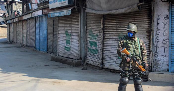 Jammu and Kashmir: No political leader under house arrest, 223 remain in detention, says Centre