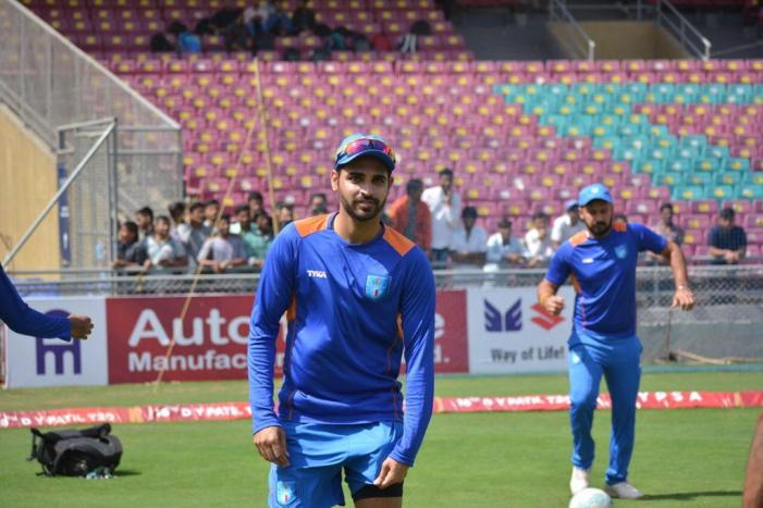 Will miss playing IPL in India in front of home crowd: Bhuvneshwar