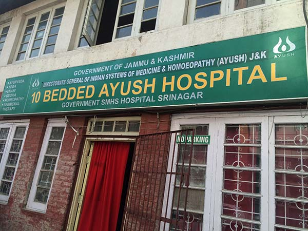 New 21 AYUSH Health Centres in Jammu and Kashmir as Centre Aims for 'Self-care'