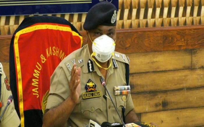 Top LeT commander & main militant recruiter killed in Samboora gunfight: DGP Dilbagh Singh