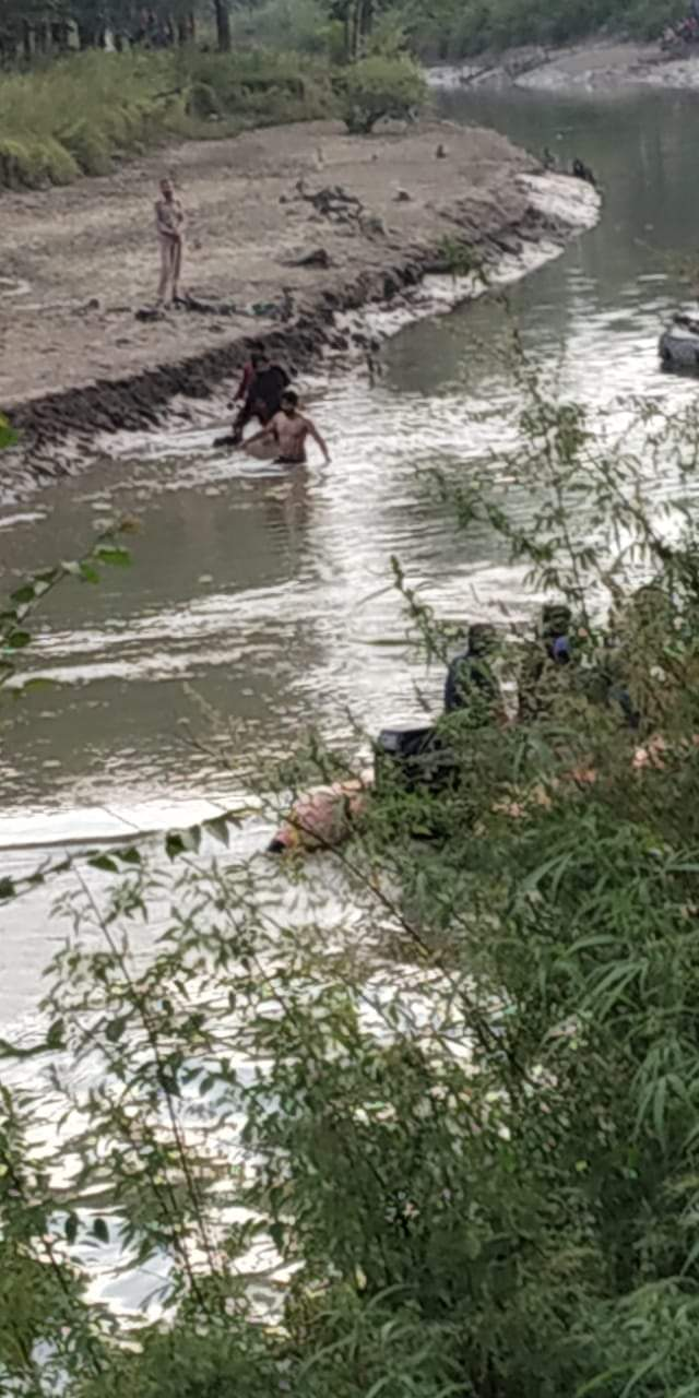 Militant's body recovered after four days of searches in Budgam