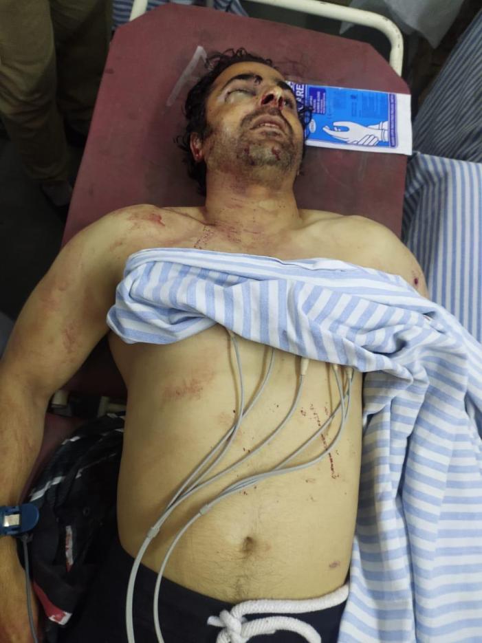 Advocate Babar Qadri shot dead in Srinagar's Hawal area