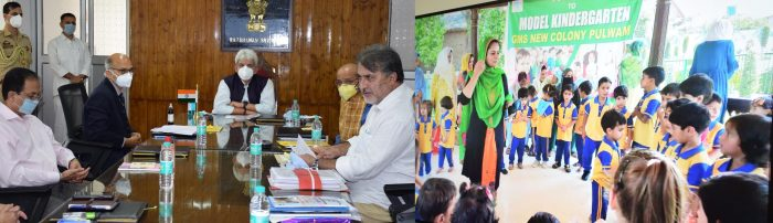 Lt Governor Sinha greets Teaching fraternity on Teachers' Day