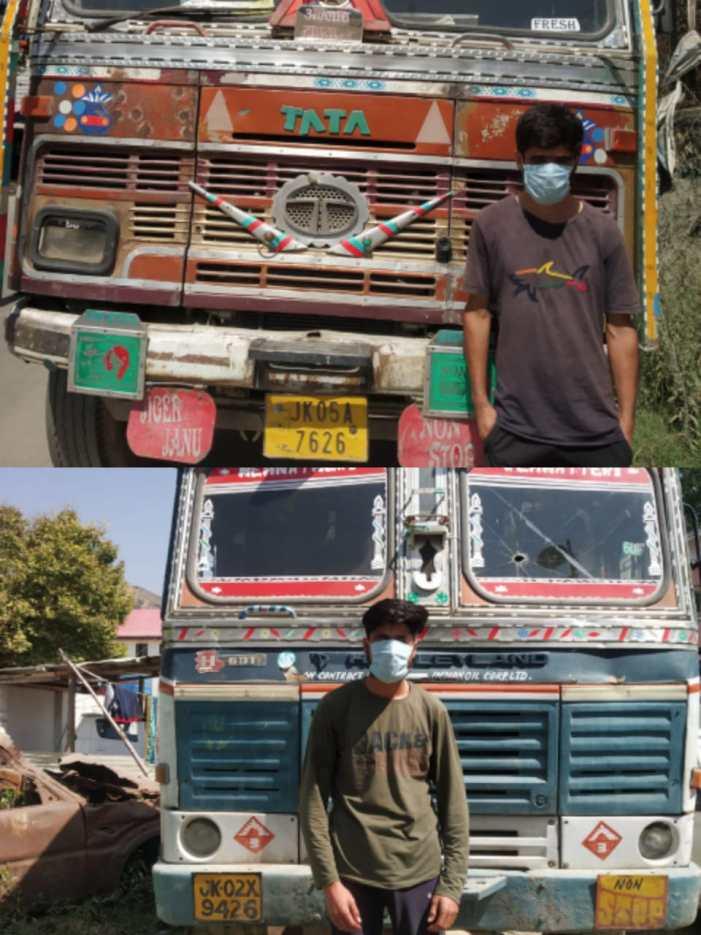 3,000 litres of illicit kerosene seized in south Kashmir's Pulwama, 2 arrested