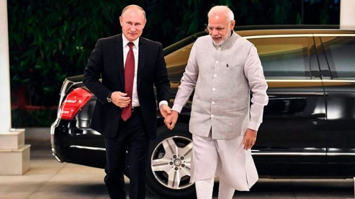 Russia makes a comeback into India's plans. All thanks to China and Covid