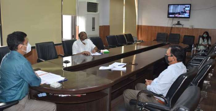 Div Com reviews land acquisition for BRO projects in Reasi