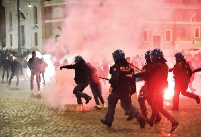 Emergency declared in Spain; global virus cases soar