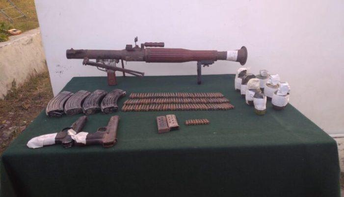 Police Busts Militant Hideout In Kishtwar