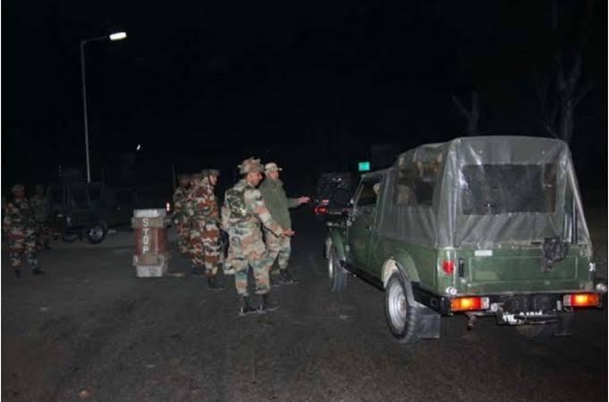 Budgam gunfight :Two Jaish militants killed, searches underway