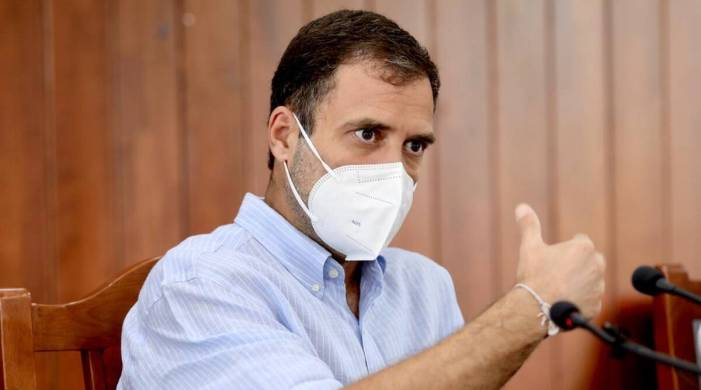 Farooq Abdullah's questioning by ED: Rahul slams Centre, says Centre using probe agencies as political weapons