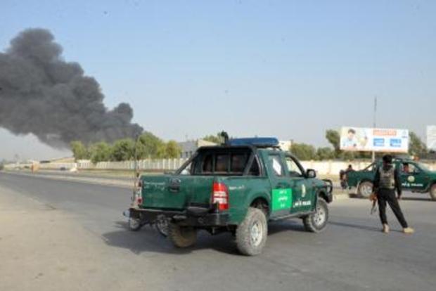 30 people injured in Afghanistan blast