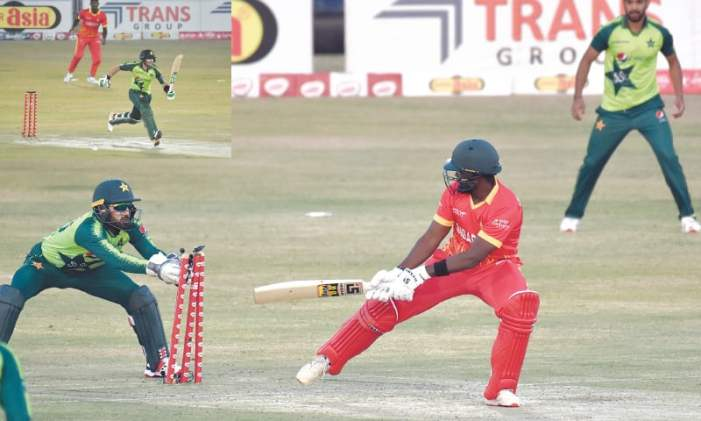 Haider, Usman shine as Pakistan wrap up T20 series
