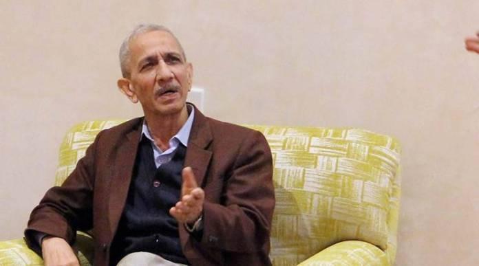 Former interlocutor to Jammu and Kashmir Dineshwar Sharma passes away