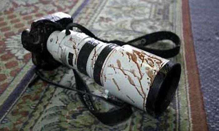 Afghan journalist shot dead
